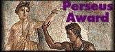 [image of Perseus award!]